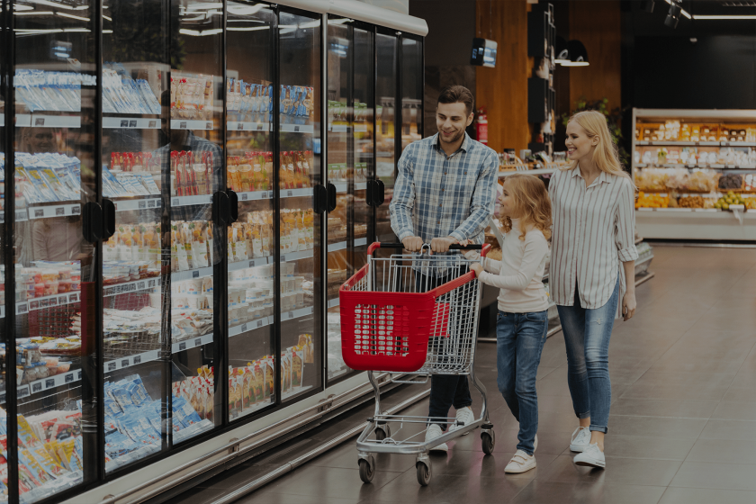 Истражување: Кои се ТОП 3 ланци на маркети според потрошувачите во Македонија?